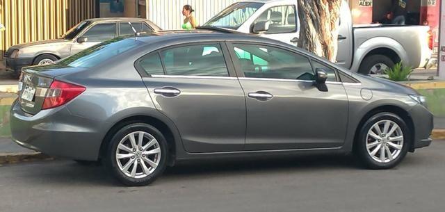 Honda Civic Exs 1.8 Aut - Foto 5