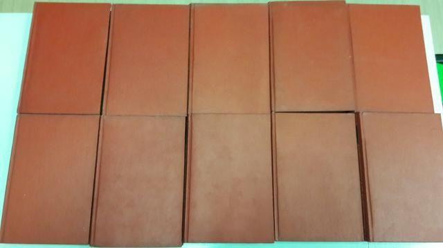 Livros Obras de H.G. Wells volumes 1 ao 10 - Foto 4