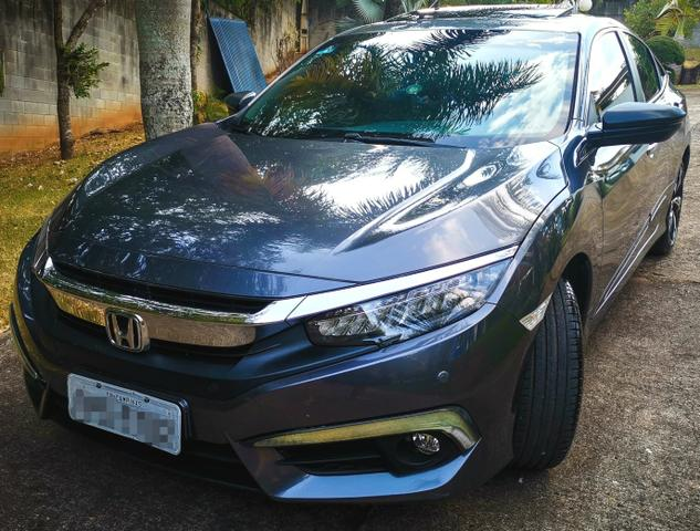 Honda Civic Touring - Foto 4
