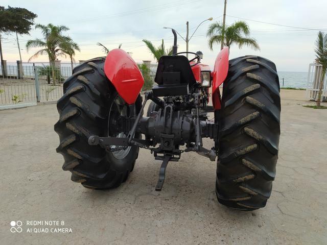 Trator Massey Ferguson 65x - Foto 5