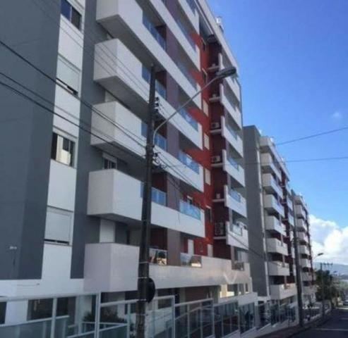 Apartamento amplo com vista para o mar - Praia Comprida - Foto 2