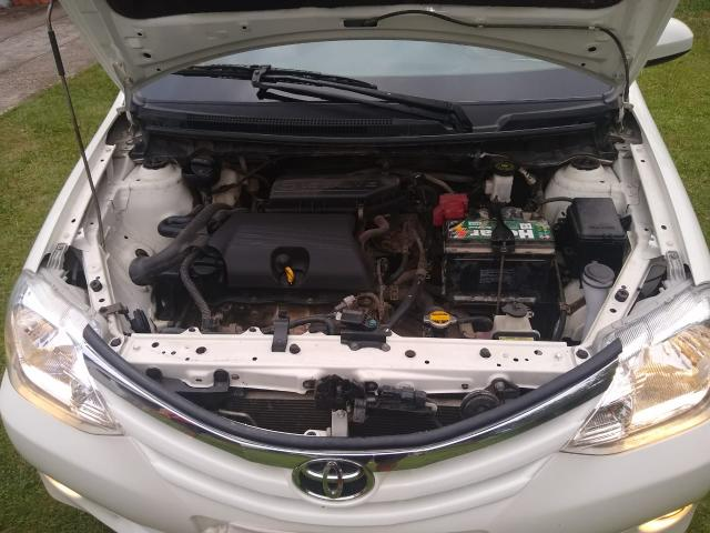Toyota Etios XLS muito novo - Foto 5