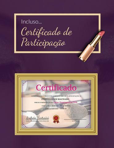 Curso de maquiagem!!renda extra na quarentena - Foto 5