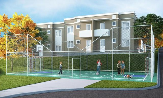;) Casas Sobrepostas com Garden em Condomínio Clube. - Foto 2