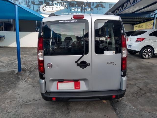 Fiat Doblo HLX 1.8- Flex - Único dono - Foto 4