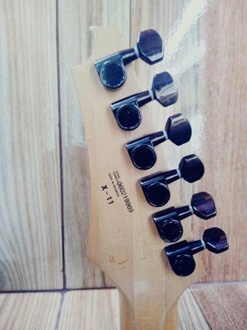 Guitarra Cort X11QM GRB - Foto 5