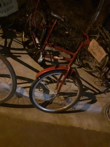 temos bicicleta  A partir de150 , tem oito modelos