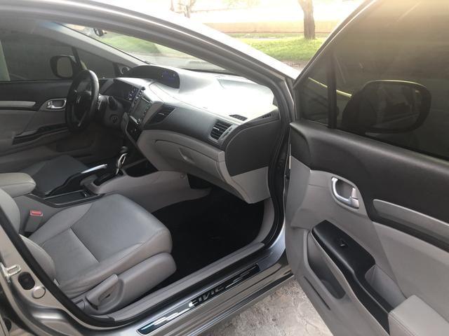 Honda Civic 1.8 EXS 2013 Automático - Foto 17