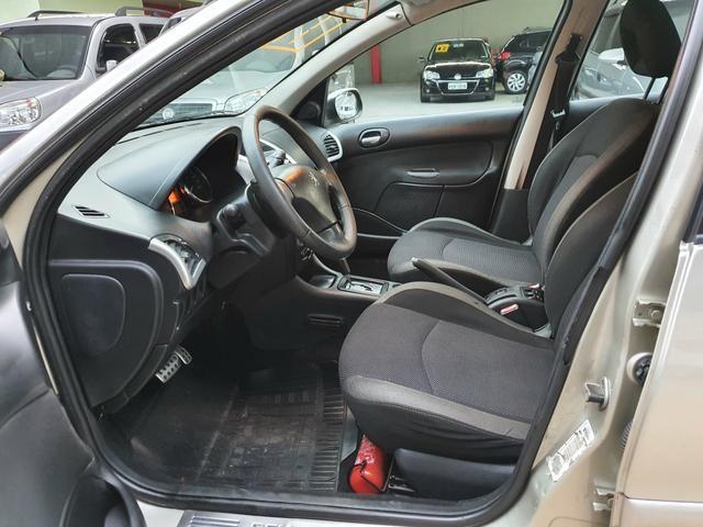 Peugeot 207 sw xs automática 2011 - Foto 8