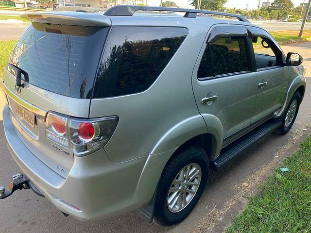 Toyota Hillux Sw4/2013