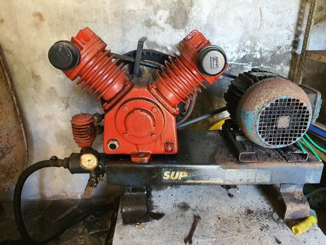 Compressor de ar sem bujão - Foto 2
