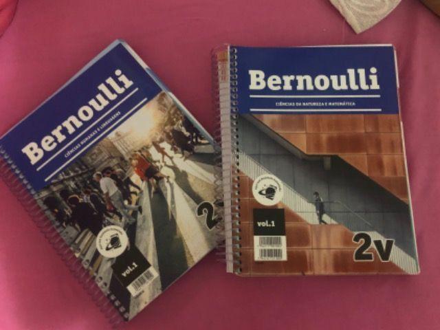 Livro Pré-Vestibular Bernoulli