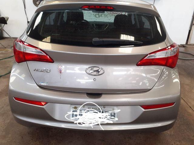 Hyundai HB20 Conf. 1.0 2017 unico dono, Pneus novos