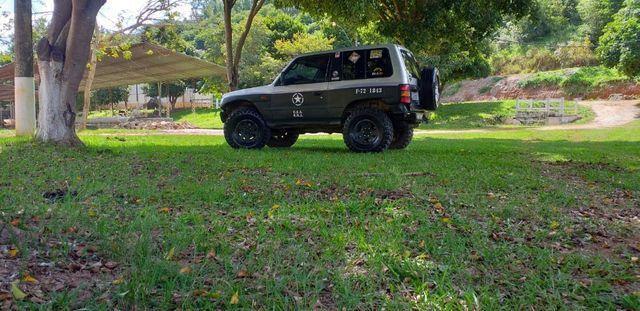 Pajero V6 4x4 Gasolina 99 - Foto 6