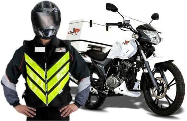 Motoboy sem moto