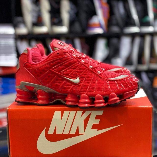 Tenis Nike Shox 12 Molas(importado) - Foto 2