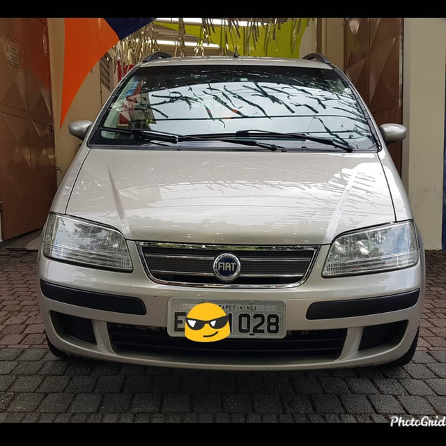 Idea ELX 1.4 2008 Flex (Aceito troca / Financio)  - Foto 2