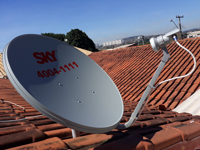 Instalador Sky Particular Antenista - Foto 5