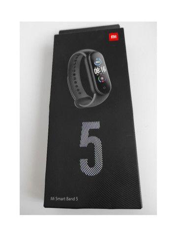 Top Xiaomi. Mi Band 5- NOVO-  Lacrado com Garantia e Entrega imediata