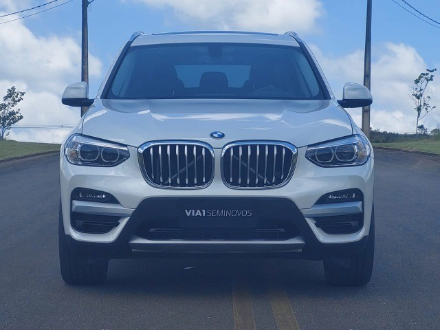 BMW X3 Xdrive20i 2.0 Biturbo 4x4 - 2020 - Impecável c/ Apenas 9.000km - Foto 5