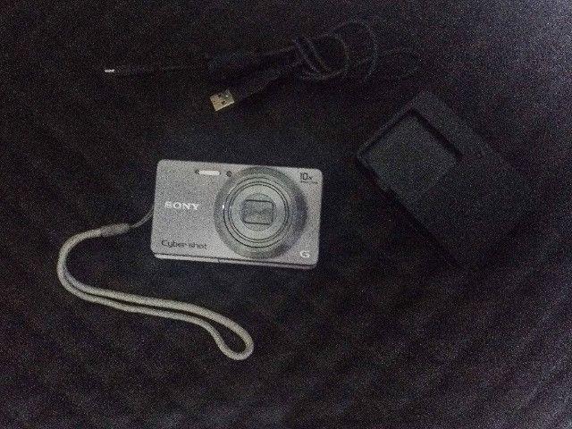 Câmera digital Sony 16.1 megapixels 10x de zoom (estado novo) - Foto 2
