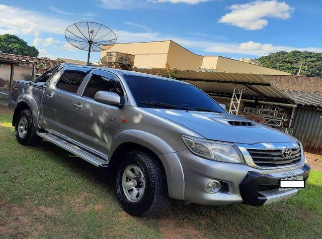 Hilux Toyota cabine dupla, 4 portas - Foto 5