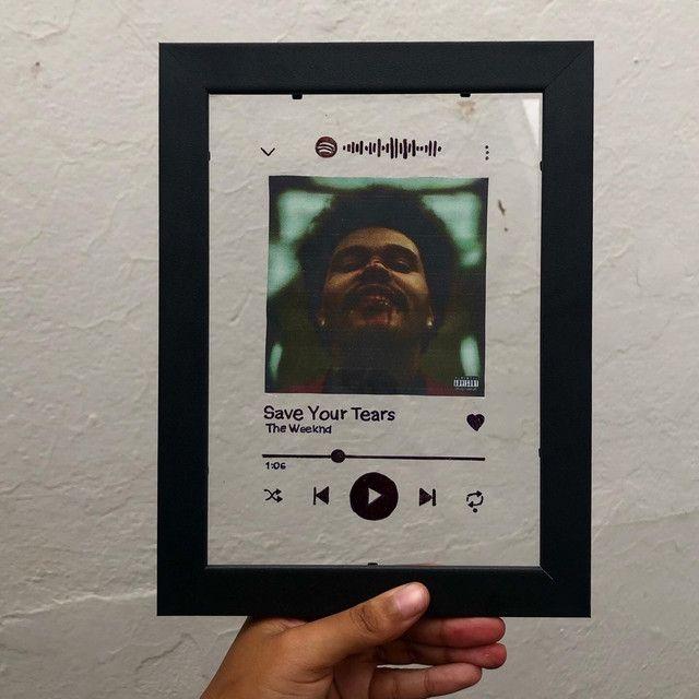 Placa interativa spotify  - Foto 2