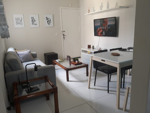 Alugo Apartamento no Condomínio Residencial Parque Petrópolis 3