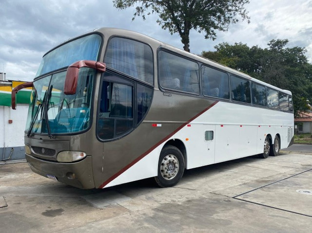 Ônibus Leito Mercedes Benz Trucado Comil 2001