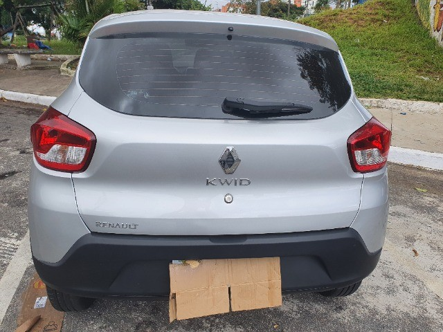 Renault Kwid Zen 1.0 12V Flex 2019/2020 - Foto 4