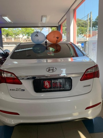 ML - Hyundai Hb20S 1.6 2018 Automática! - Foto 2