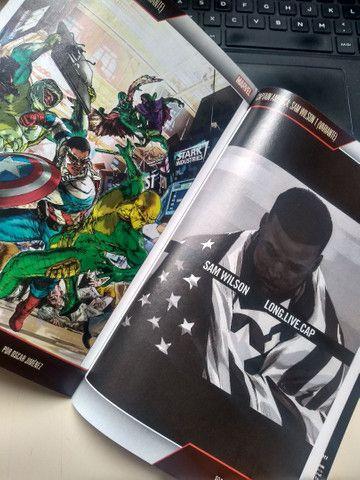 Capitão América #3 - Foto 2