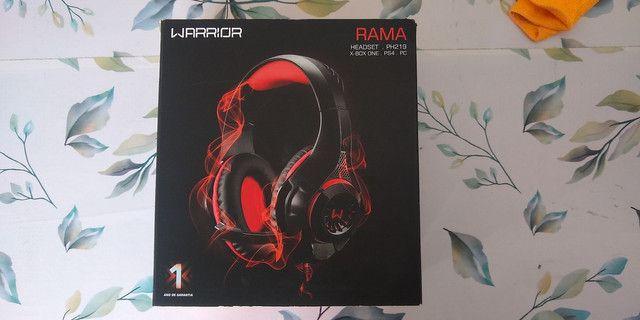 Fone de ouvido HEADSET - Warrior
