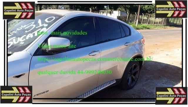BMW X6 Lataria e Pecas - Foto 5