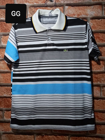 Camisas Gola Pólo: (P) (M) (G) e (GG) - Foto 3