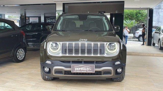 Jeep Renegade Limited 2021 1.8 flex 16V 4x2 AT