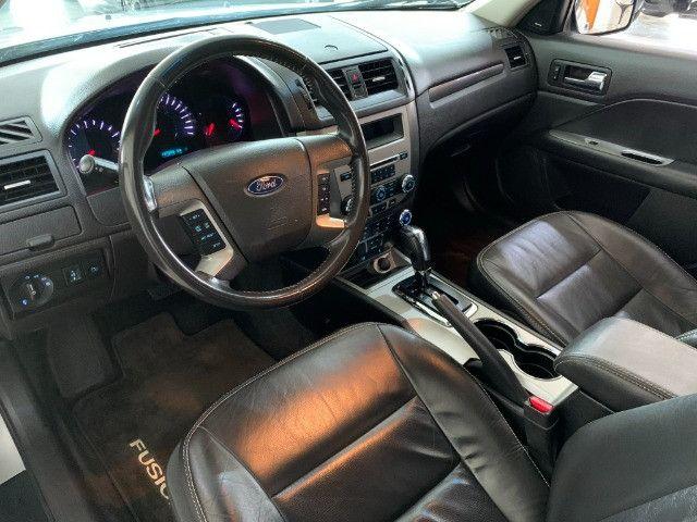 Ford Fusion 2.5 SEL Automático Gasolina Prata 2011 - Foto 4