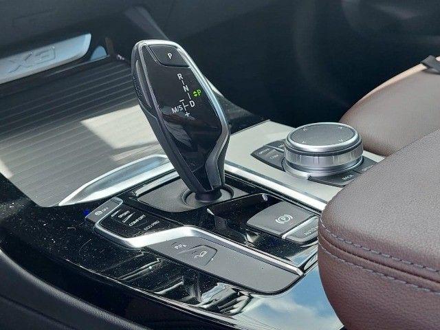 BMW X3 Xdrive20i 2.0 Biturbo 4x4 - 2020 - Impecável c/ Apenas 9.000km - Foto 12