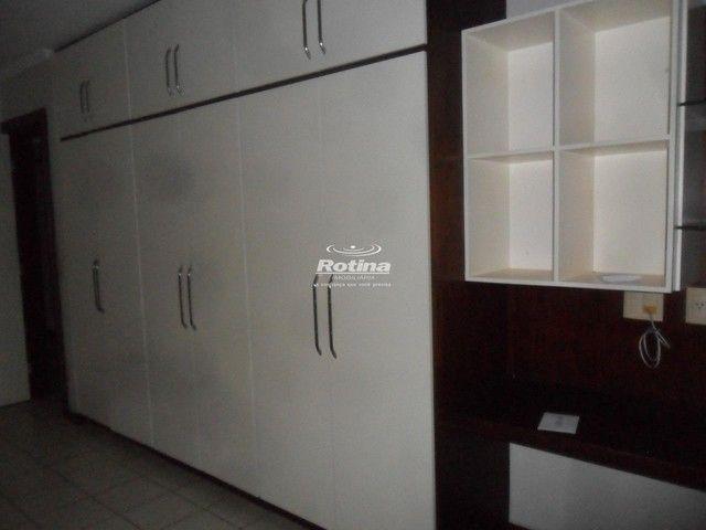 Apartamento para aluguel, 4 quartos, 2 suítes, 3 vagas, Saraiva - Uberlândia/MG - Foto 13