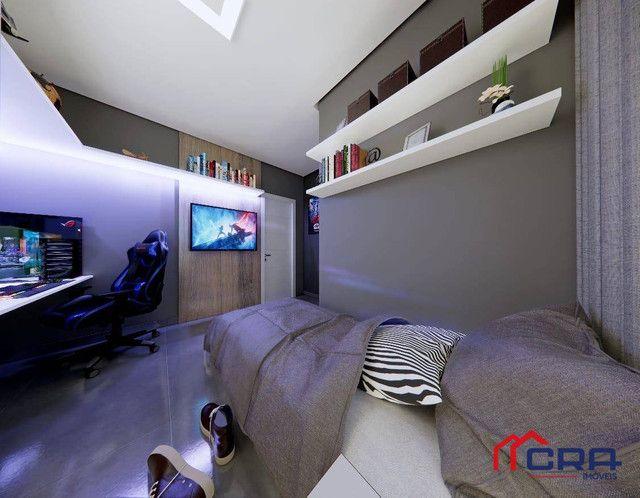 Apartamento com 3 dormitórios à venda, 150 m² por R$ 630.000,00 - Jardim Belvedere - Volta - Foto 19