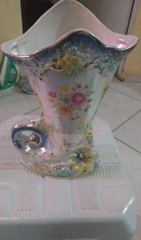 Jarro antigo em porcelana - Foto 2