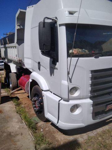 Caminhão - caçamba
