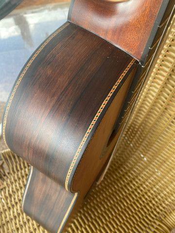 Violão luthier de jacarandá da Bahia  - Foto 6