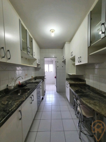 Apartamento para alugar com 3 dormitórios em Hauer, Curitiba cod:01384.001 - Foto 2