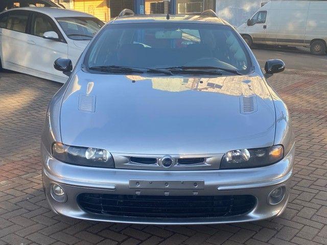 Vendo ou troco Fiat Marea turbo 2002  - Foto 4
