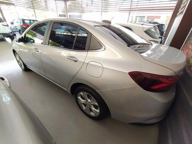 Chevrolet GM Onix Sedan Plus Premier 1.0 Turbo Prata - Foto 2