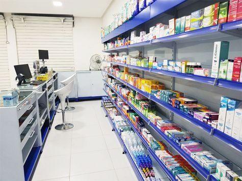 Gôndolas para farmácias   - Foto 2