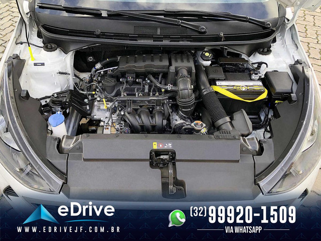 Hyundai Hb20 Vision 1.0 Flex Mec. - IPVA 2021 Pago - Novoooooo - Último Modelo - 2020 - Foto 20