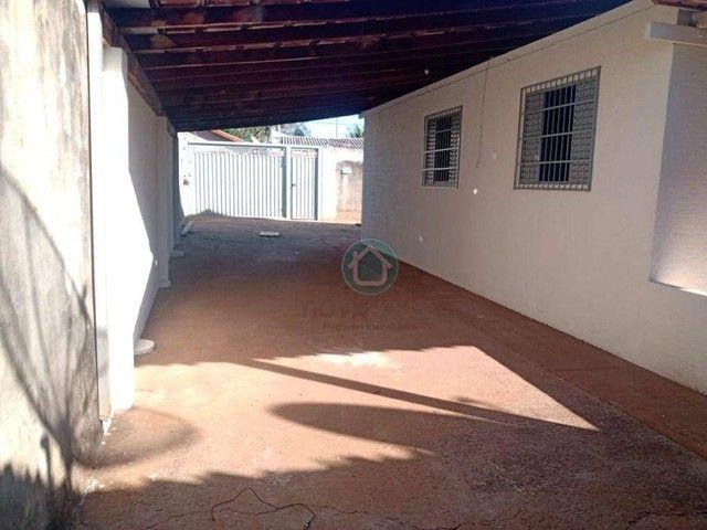Casa no bairro Jd. Centenário para locação R$750,00. - Foto 5