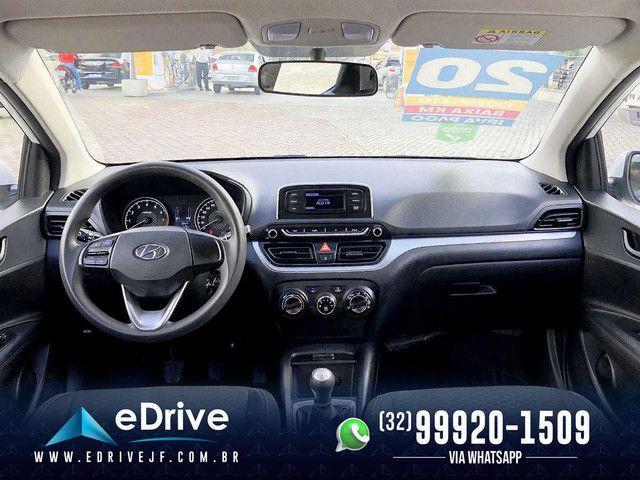 Hyundai Hb20 Vision 1.0 Flex Mec. - IPVA 2021 Pago - Novoooooo - Último Modelo - 2020 - Foto 10